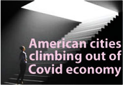 US cities: post Covid