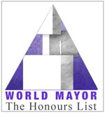 World Mayor 2018